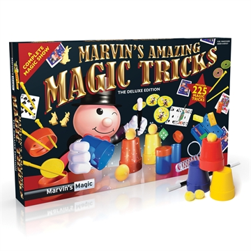 Marvin's Amazing Magic 225 Tricks