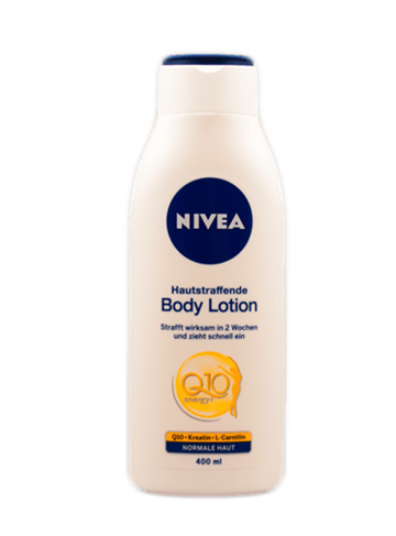 Nivea Q10 Plus Body Lotion 400 ml.