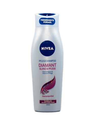 Nivea Diamond Gloss Shampoo 250 ml