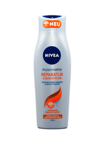 Nivea Repair & Care Shampoo 250 ml.