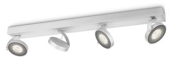 Philips Dimmbare LED Clockwork Viererspot