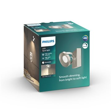 Philips Dimmbare LED Spur Einzelspot