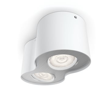 Philips Dimmbare LED Phase Doppelspot