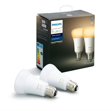 Philips Hue White ambience Doppelpack E27