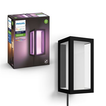 Philips Hue White and Color ambiance Impress Outdoor Wandleuchte