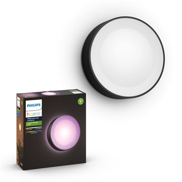Philips Hue White and Color ambiance Daylo Outdoor Wandleuchte