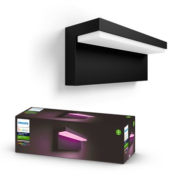 Philips Hue White and Color ambiance Nyro Outdoor Wandleuchte