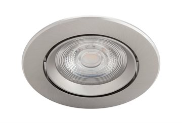 Philips Funktional 8718699755621 Lichtspot Einbaustrahler Nickel LED 5 W