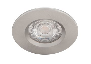 Philips Funktional 8718699755669 Lichtspot Einbaustrahler Nickel LED 5 W