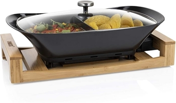 Princess 163025 Multi Cook Pure Black