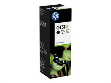 Hp Tintenpatrone X4E40Ae Bk Bottle Gt51Xl