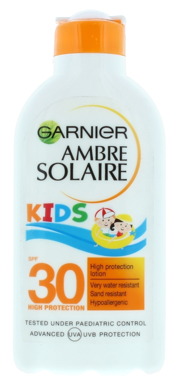 Ambre Solaire 200ml Kids Lotion High Spf 30