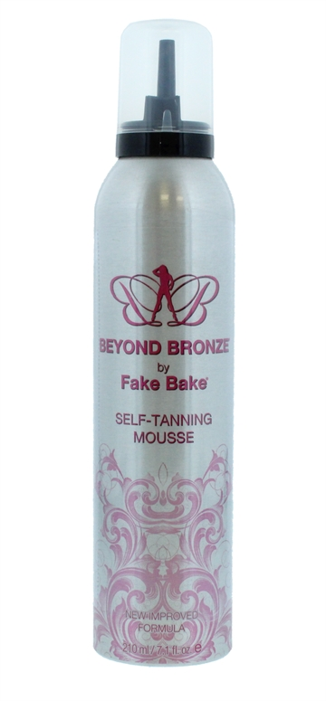 Fake Bake Beyond Bronze 210ml Self-Tanning Mousse