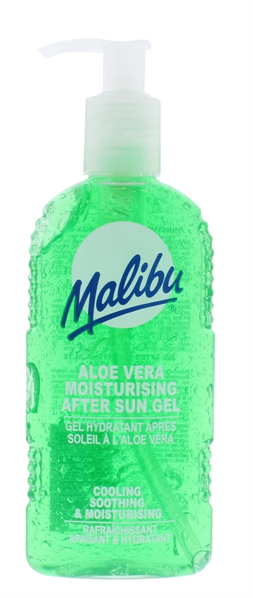 Malibu Aftersun Tan Maximizer Moisture Gel Aloe Vera 200ml