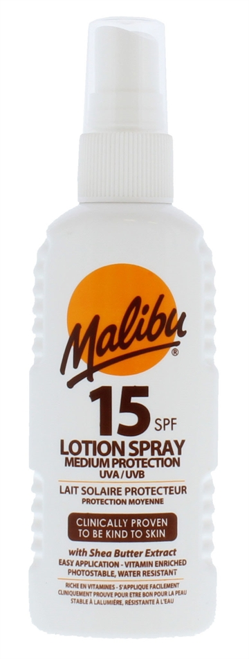 Malibu Spf15 Lotion Spray 100ml