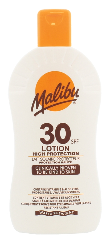 Malibu Spf30 Sun Lotion 400ml