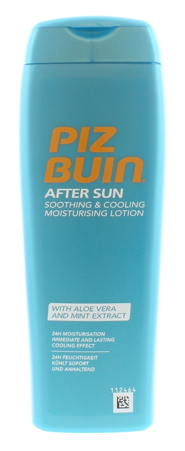 Piz Aftersun Tan Maximizer Soothing Lotion 200ml Buin