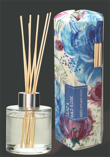 Reed Diffuser Duftöl Lilac & Wild Rose 100ml