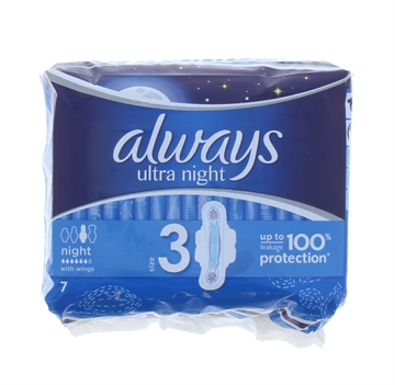 Always Night With Wings 7'S Ultra