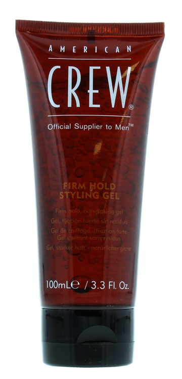 American Crew 100ml Styling Gel Firm Hold Tube