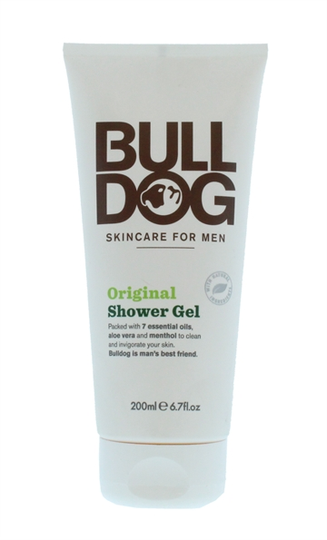 Bulldog 200ml Shower Gel Original