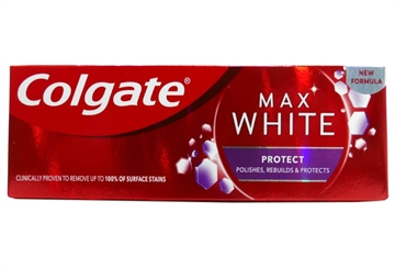 Colgate 50ml Toothpaste Max White Protect