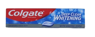 Colgate 100ml Toothpaste Deep Clean White