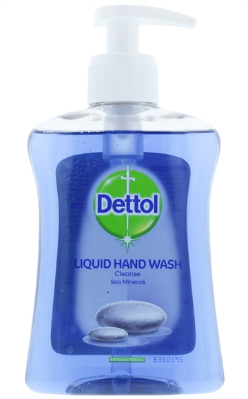 Dettol 250ml Handwash Sea & Aloe