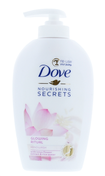 Dove 250ml Hand Wash Lotus Flower