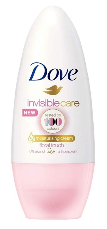 Dove Deodorant Roll-On Anti-Perspirant Deo Invisible Care  50ml