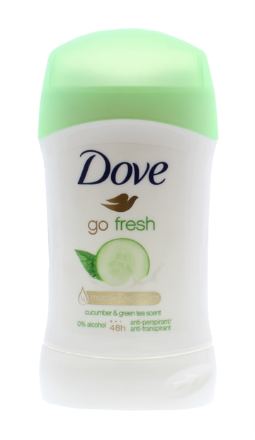Dove Deo Stick Cucumber Anti-Perspirant 40ml
