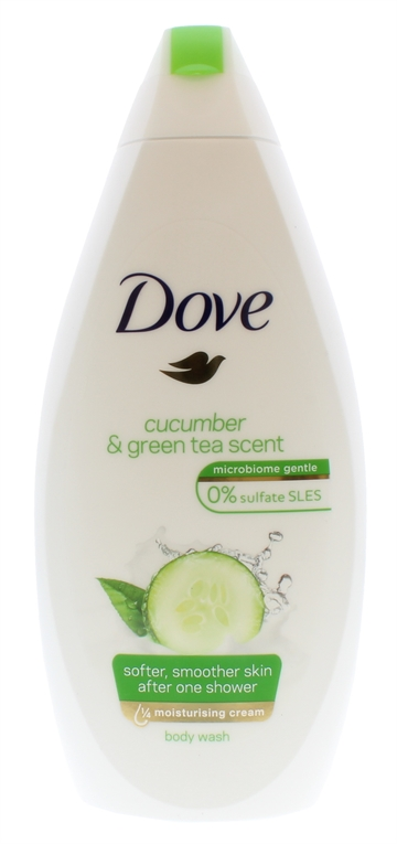 Dove Shower Gel Go Fresh Cucumber 500ml