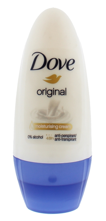 Dove Deodorant Roll-On Anti-Perspirant Original 50ml