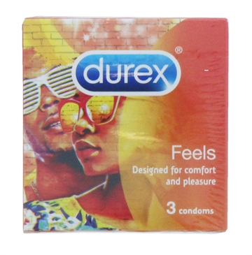 Durex 3'S Feels