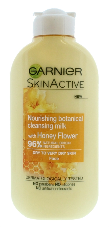 Garnier 200ml Honey Cleansing Milk