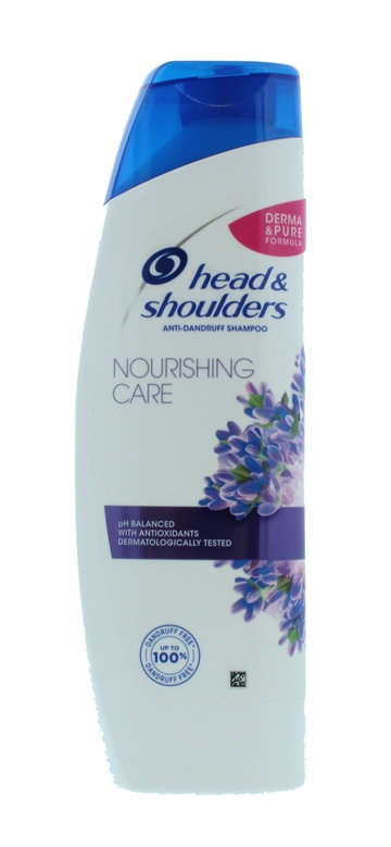 HEAD&SHOULDERS NOURISHING SHAMPOO 250ML