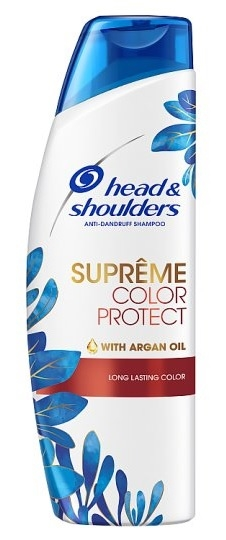Head & Shoulders 270ml Shampoo Supreme Color Protect