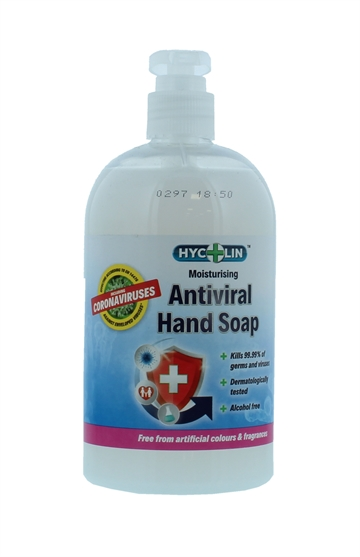 Hycolin 500ml Antiviral Handwash
