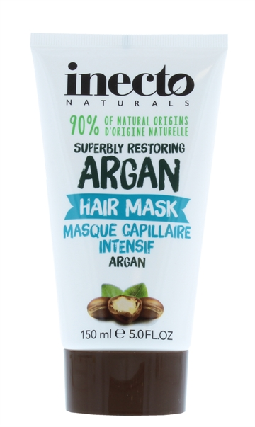 Inecto 150ml Hair Mask Argan