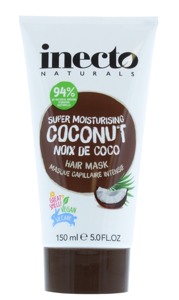 Inecto 150ml Hair Treat Coconut