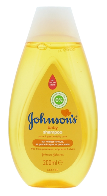 Johnson'S Baby Shampoo Regular  200ml