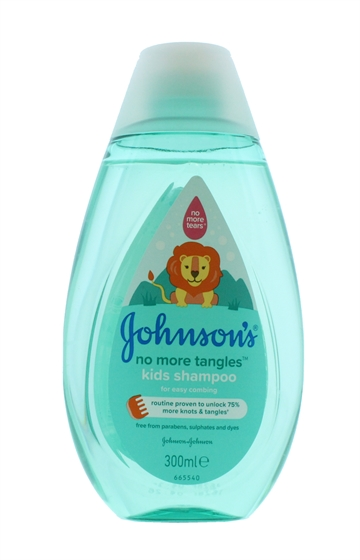 Johnson'S Baby Shampoo No Tangles 300ml