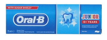 Oral B 75ml Junior 6+ Toothpaste