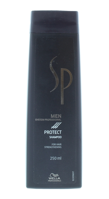Wella System Professional 250ml Mens Shampoo Protect