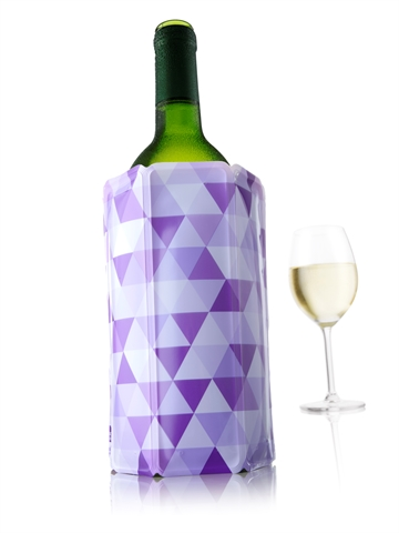 Active Cooler Wine Diamond Purple J-Hook