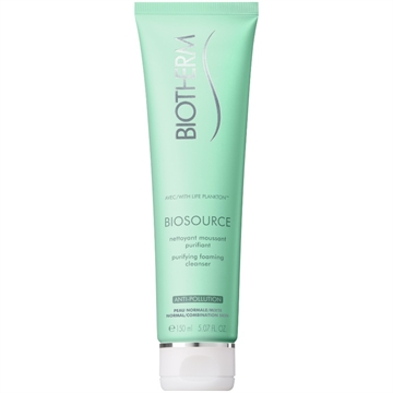 Biotherm Biosource Purifying Foaming Cleanser 150ml Normal/Combination Skin