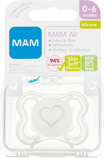 MAM Air 0-6m Celebration Edition 1p