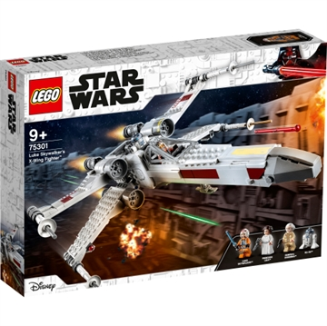 LEGO Star Wars Luke Skywalkers X-Wing Fighter™ (75301)