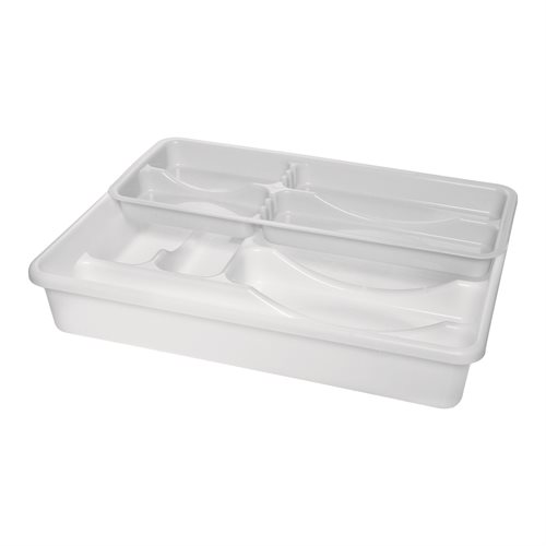 Cutlery tray, double