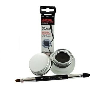 Maybelline Eye Studio Gel Liner - Black - Eyeliner Fest Schwarz